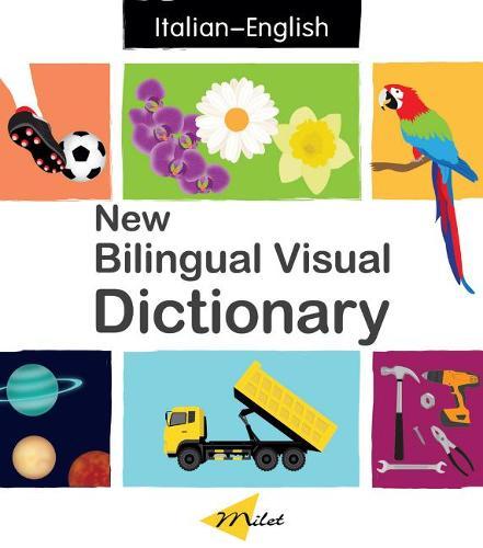 New Bilingual Visual Dictionary English-italian (Hardback)