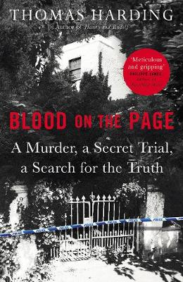 Blood on the Page (Hardback)