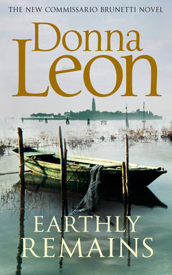 Earthly Remains - Brunetti (Paperback)