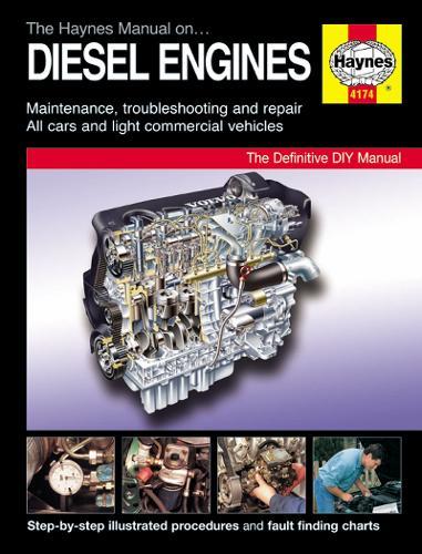Haynes Manual On Diesel Engines (Paperback)