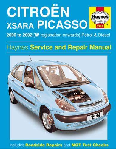 Citroen Xsara Picasso (Paperback)