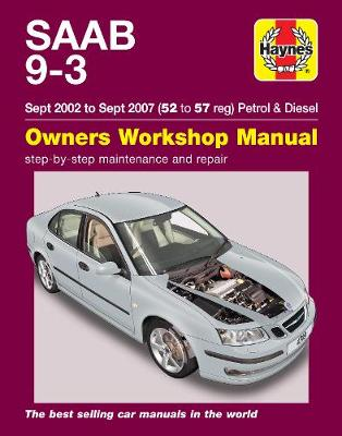 Saab 9-3 Service And Repair Manual: 02-07 (Paperback)
