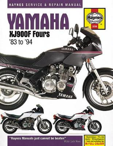 Yamaha XJ900F Fours: 83-94 (Paperback)