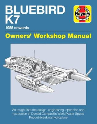 Bluebird K7 Owner's Workshop Manual (Hardback)