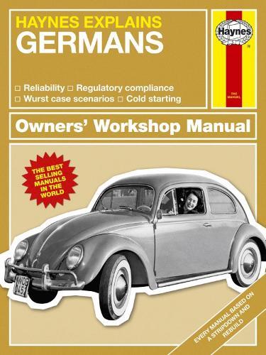 Germans: Haynes Explains (Hardback)