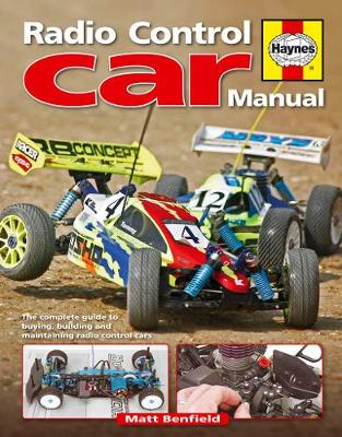 Radio Control Car Manual: The Complete Guide to Buying, Building and Maintaining Radio Control Car (Paperback)
