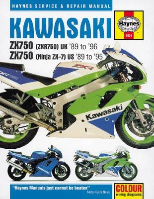Kawasaki ZX750 Fours (Paperback)