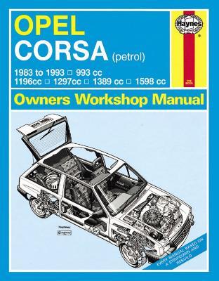 Opel Corsa 93-97 (Paperback)