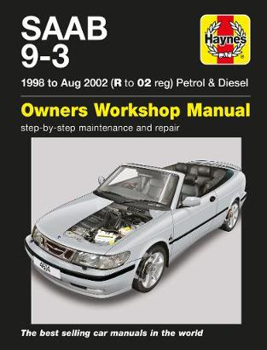 Saab 9-3 Petrol And Diesel (Paperback)