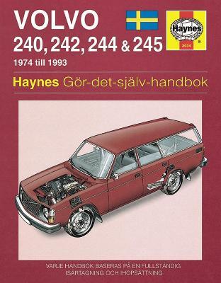 Volvo 240 Series (Paperback)