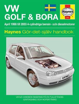 VW Golf And Bora (Paperback)