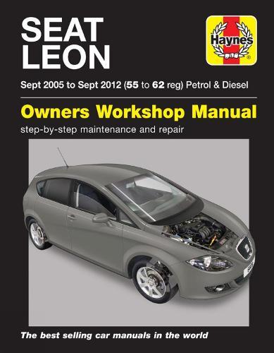 Seat Leon (Sept '05 to Sept '12) 55 to 62 reg (Paperback)
