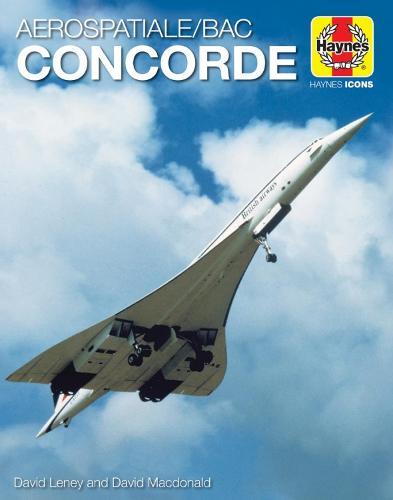 Concorde: 1969 onwards (all models) (Hardback)