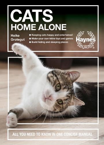 Cats Home Alone: All you need to know in one concise manual - Concise (Hardback)