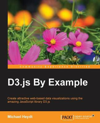 D3.js By Example (Paperback)