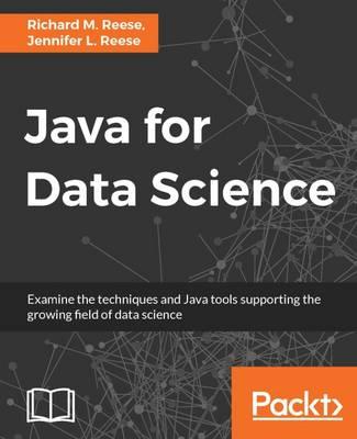 Java for Data Science (Paperback)