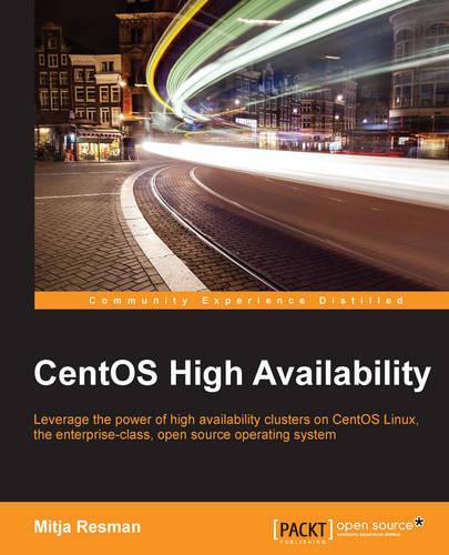 CentOS High Availability (Paperback)