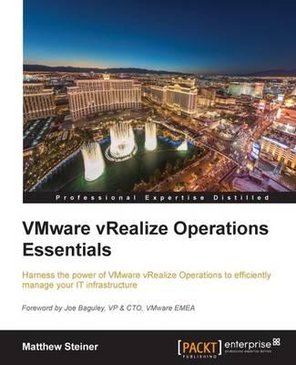 VMware vRealize Operations Essentials (Paperback)