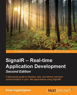 SignalR - Real-time Application Development - (Paperback)