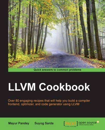 LLVM Cookbook (Paperback)