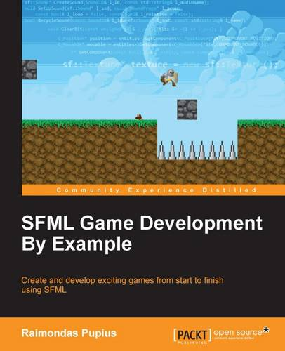 SFML Game Development By Example (Paperback)