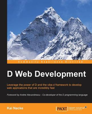 D Web Development (Paperback)