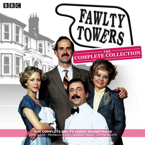 Fawlty Towers: The Complete Collection: Every soundtrack episode of the classic BBC TV comedy (CD-Audio)