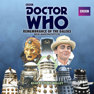 Doctor Who: Remembrance of the Daleks: A 7th Doctor Novelisation (CD-Audio)