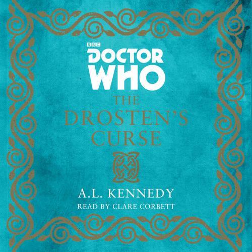 Doctor Who: The Drosten's Curse: A 4th Doctor novel (CD-Audio)