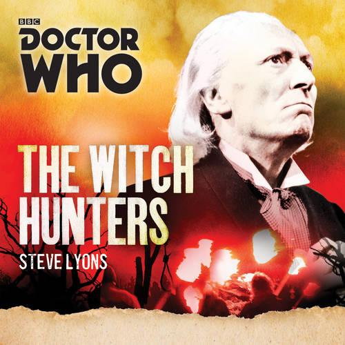 Doctor Who: The Witch Hunters: A 1st Doctor novel (CD-Audio)