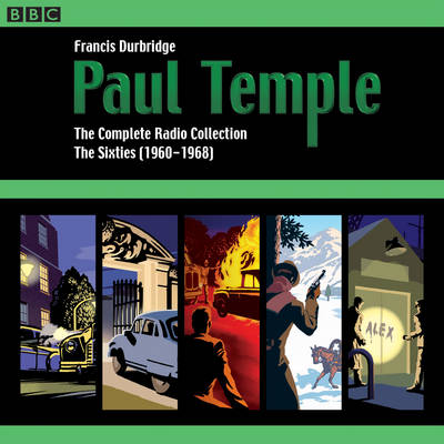 Paul Temple: The Complete Radio Collection: Volume Three: The Sixties (1960-1968) (CD-Audio)