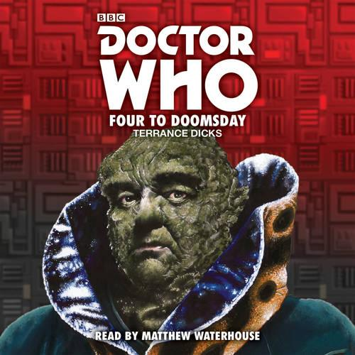 Doctor Who: Four to Doomsday: 5th Doctor Novelisation (CD-Audio)
