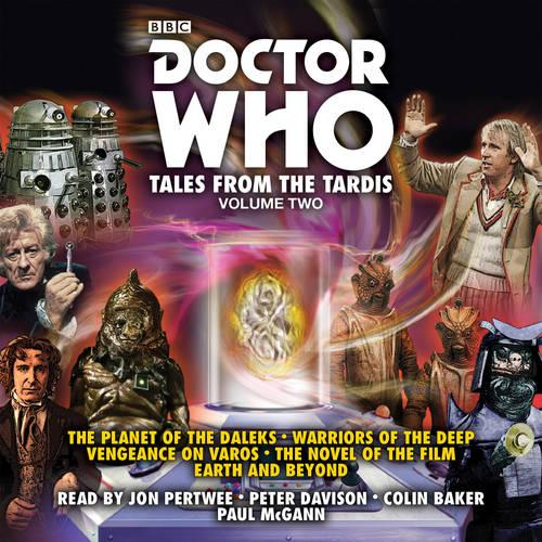 Doctor Who: Tales from the TARDIS: Volume 2: Multi-Doctor Stories (CD-Audio)