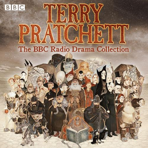 Terry Pratchett: The BBC Radio Drama Collection: Seven full-cast dramatisations (CD-Audio)