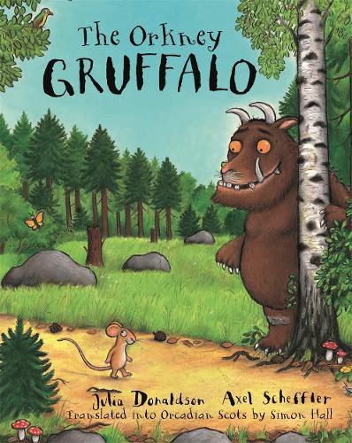 The Orkney Gruffalo (Paperback)