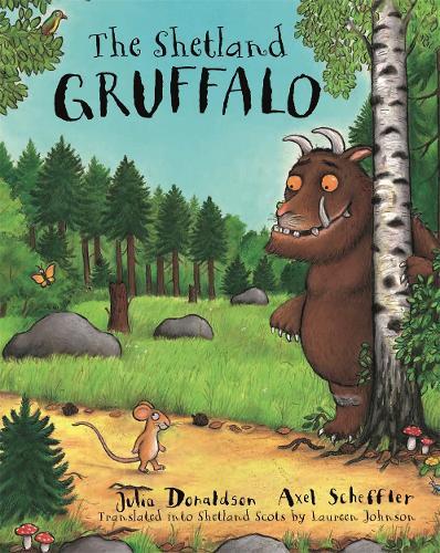The Shetland Gruffalo (Paperback)
