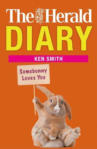 Herald Diary: Somebunny Loves You (Paperback)