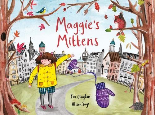 Maggie's Mittens (Paperback)