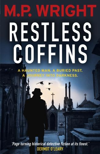 Restless Coffins - J.T. Ellington 3 (Paperback)