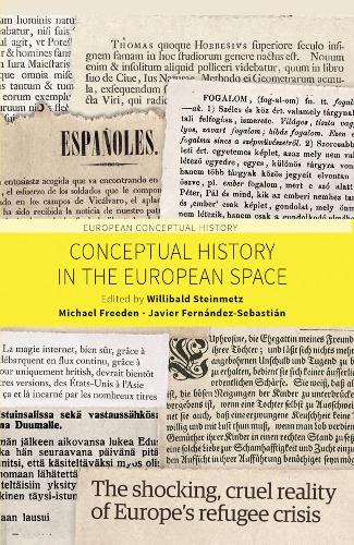 Conceptual History in the European Space - European Conceptual History 1 (Hardback)