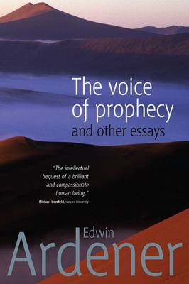 The Voice of Prophecy: And Other Essays (Paperback)