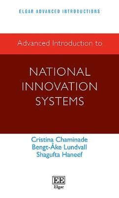 Advanced Introduction to National Innovation Systems - Elgar Advanced Introductions Series (Hardback)