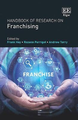 Handbook of Research on Franchising - Research Handbooks in Business and Management Series (Hardback)