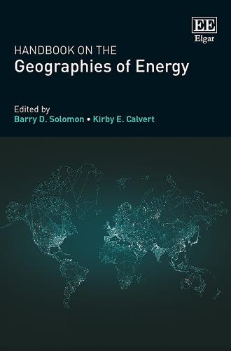 Handbook on the Geographies of Energy (Hardback)