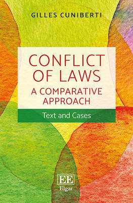Conflict of Laws: A Comparative Approach: Text and Cases (Paperback)