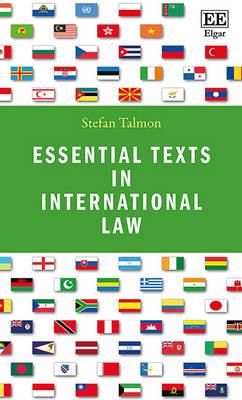 Essential Texts in International Law (Hardback)