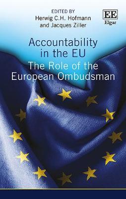 Accountability in the Eu: The Role of the European Ombudsman (Hardback)