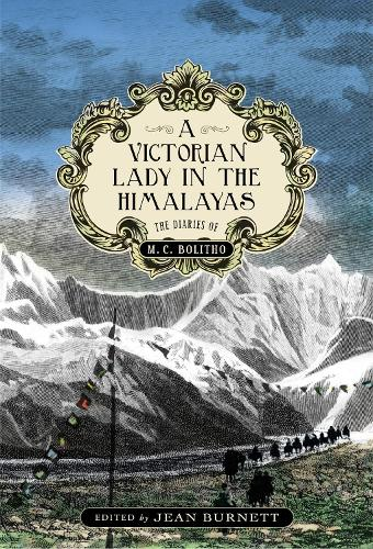 A Victorian Lady in the Himalayas (Paperback)