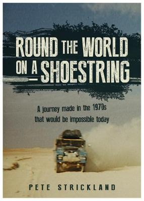 Round the World on a Shoestring (Paperback)