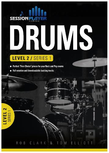 Session Player Drums - Level 2 (Paperback)
